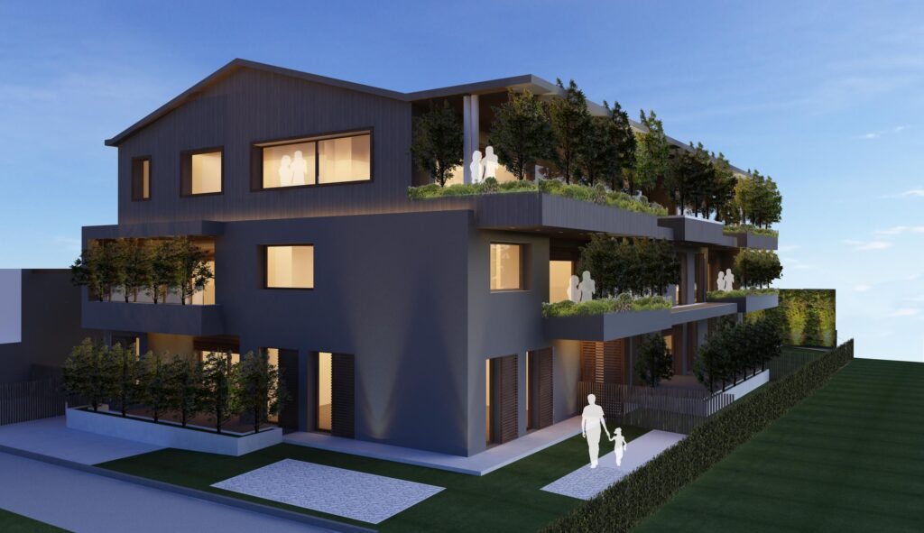 Case di nuova costruzione Ravenna San Biagio