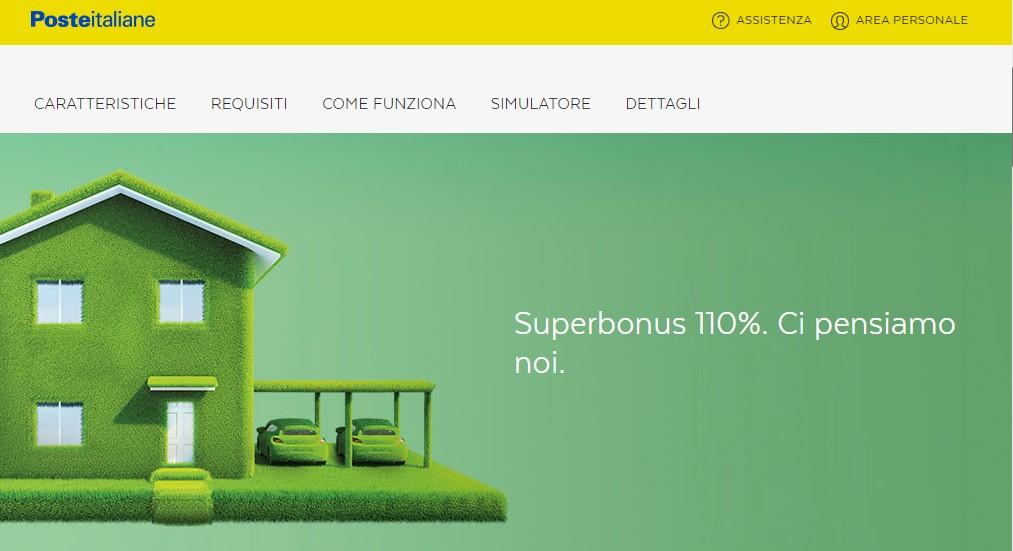 Cessione credito a Poste Italiane Ravenna